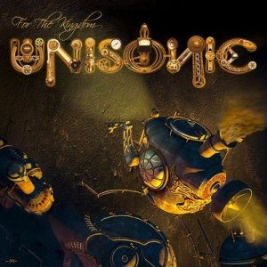 Unisonic - For the Kingdom cover art