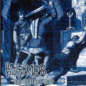 Hypnos - The Revenge Ride cover art