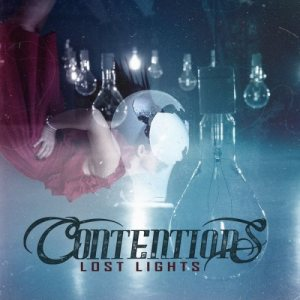 Contentions - Lost Lights cover art