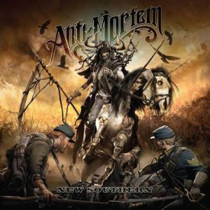 Anti-Mortem - New Southern cover art