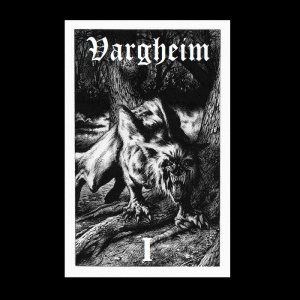 Vargheim - I cover art