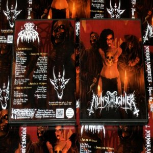 Nunslaughter - Upon the Altar cover art