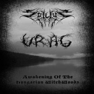 Vrag - Awakening of the Hungarian Witch Woods cover art