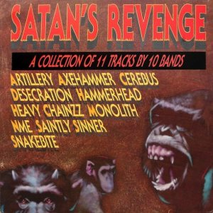 Various Artists - Satan's Revenge cover art