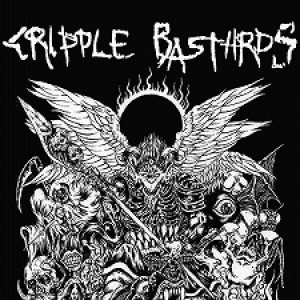 Cripple Bastards - Japan / Australia Tour 2014 cover art