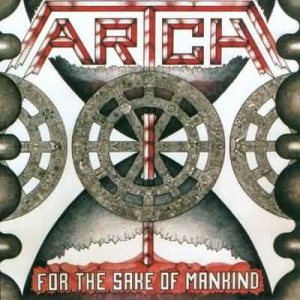 Artch - For the Sake of Mankind cover art