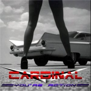 Cardinal - You're Action cover art