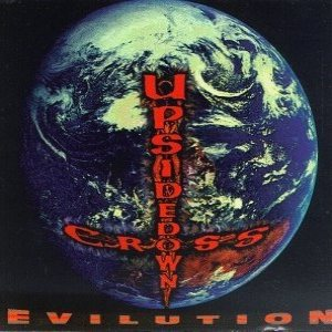 Upsidedown Cross - Evilution cover art