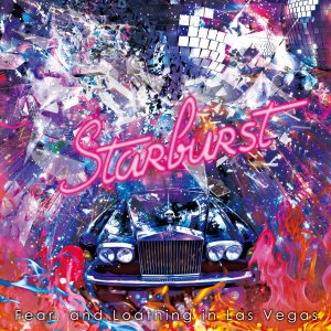 Fear, and Loathing in Las Vegas - Starburst cover art