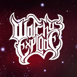 Watch Us Explode - Waking Dream cover art
