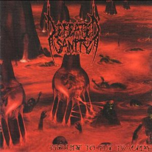 Defeated Sanity - Prelude to the Tragedy cover art
