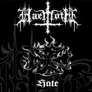 Haemoth - Hate cover art
