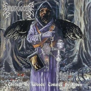 Immortal Souls - Divine Wintertime/Through the Woods, Towards the Dawn cover art
