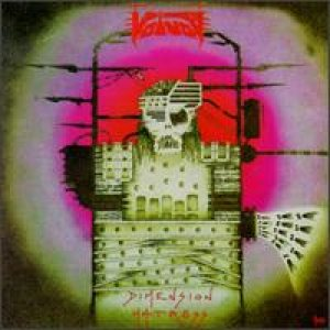 Voivod - Dimension Hatross cover art
