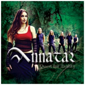 Annatar - Quest for Reality cover art