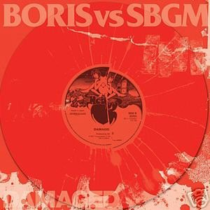 Boris - Damaged cover art