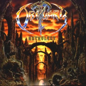 Obituary - Anthology cover art