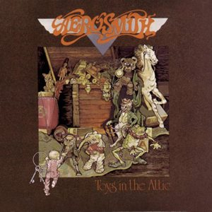 Aerosmith - Toys in the Attic cover art