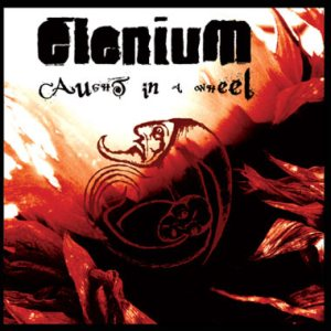 Elenium - Caught in a Wheel cover art