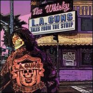 L.A. Guns - Tales From the Strip cover art