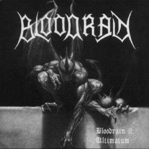 Bloodrain - Bloodrain II : Ultimatum cover art