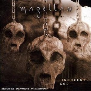 Magellan - Innocent God cover art