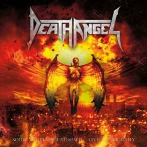 Death Angel - Sonic Beatdown - Live in Germany cover art