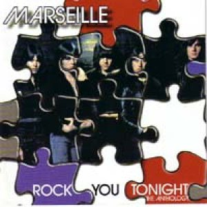 Marseille - Rock You Tonight: the Anthology cover art