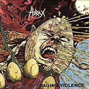 Hirax - Raging Violence cover art