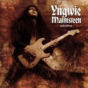 Yngwie Malmsteen - Relentless cover art