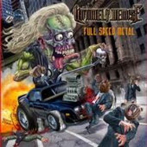 Untimely Demise - Full Speed Metal cover art