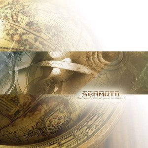 Senmuth - The World's Out-of-place Artefacts I cover art