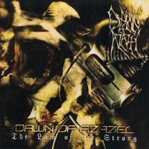 Dawn of Azazel - The Law of the Strong cover art