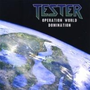 Tester - Operation World Domination cover art