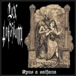 Lux Inferium - Opus a Sathana cover art