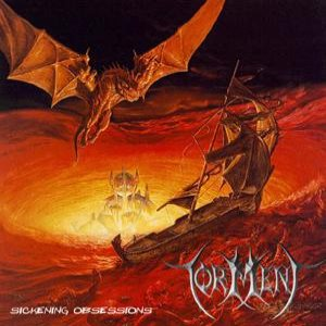 Torment - Sickening Obsessions cover art