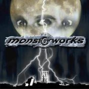 Monsterworks - M-Theory cover art