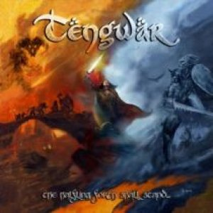 Tengwar - The Halfling Forth Shall Stand cover art