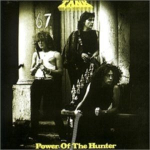 Tank - Power of the Hunter cover art