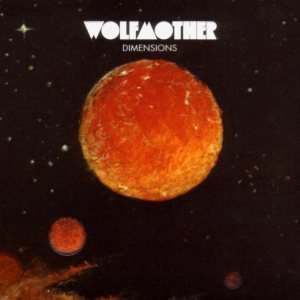 Wolfmother - Dimensions cover art