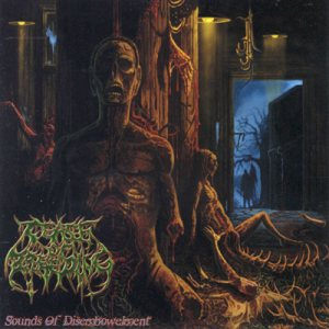 Cease Of Breeding - Sounds of Disembowelment cover art