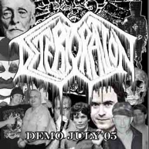 Deterioration - July Demo '05 cover art