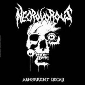 Necrovorous - Necrovorous / Meathole Infection cover art