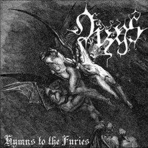 Oizys - Hymns to the Furies cover art
