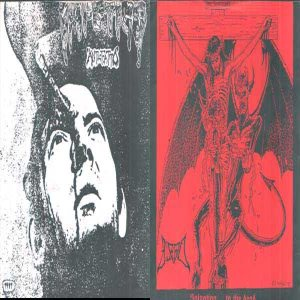 Impetigo / Blood - Antefatto / Salvation...to the Dead cover art