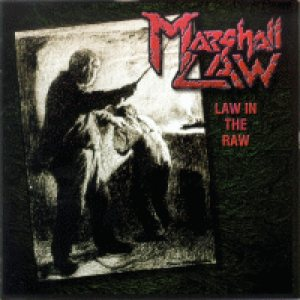 Marshall Law - Law in the Raw cover art