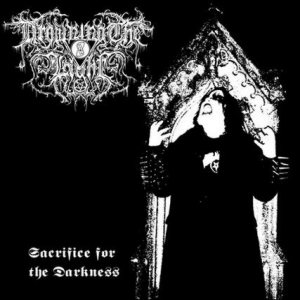 Drowning the Light - Sacrifice for the Darkness cover art