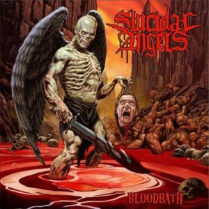 Suicidal Angels - Bloodbath cover art