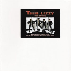 Thin Lizzy - The Rocker cover art