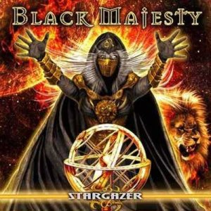 Black Majesty - Stargazer cover art